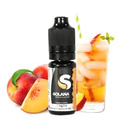 E-liquid Peach Tea 10ml - Solana