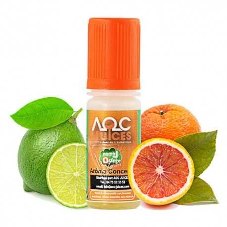 Concentré Lemon Orange 10ml - AOC Juices