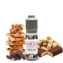 E-Liquide Sublime Cacao 10ml - FUU