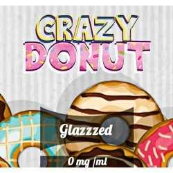E-Liquide Glazzzed - 10ml - Crazy Donut