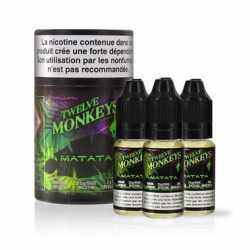 E-Liquide Matata 3x10ml - Twelve Monkeys