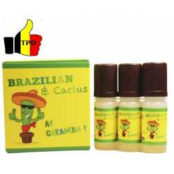 Brazilian & cactus 3x10ml - Aoc juices