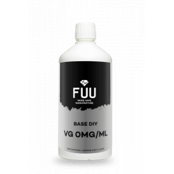 Base DIY - 100% VG - 125ml - The Fuu