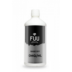 Base DIY - 60PG 40VG - 1L - The Fuu