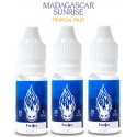 Pack de 3x10ml - Madagascar sunrise - Halo