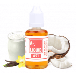 Arôme Coconut & Vanilla Yogurt - A-Liquid