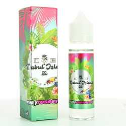 E-Liquide Milky Rose Syrup - Godfather.Co