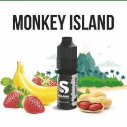 E-liquide Monkey Island 10ml - Solana