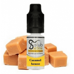 Aroma Caramel Salted Butter Solubarome
