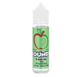 E-liquide Apple Kiwi 60ml - Rounds