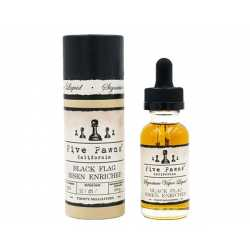 E-liquide Black Flag 50ml - Five Pawns