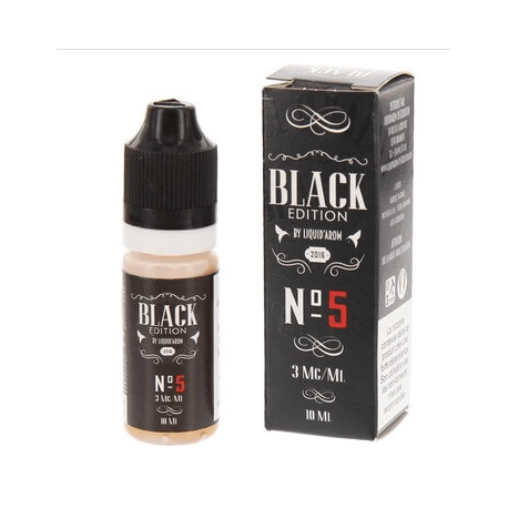E-liquide Black Edition n°5 10ml - High Creek