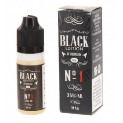 E-liquid Black Edition N ° 1 10ml - High Creek