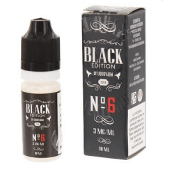E-liquid Black Edition n ° 6 10ml - High Creek