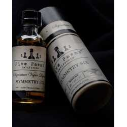 E-liquide Symmetry Six 50ml - Five Pawns
