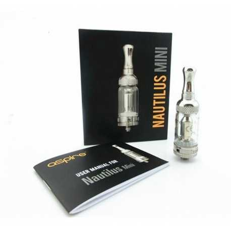 Mini Nautilus - 2ml - Aspire