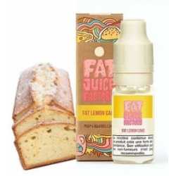E-liquide Fat lemon cake - Fat juice factory