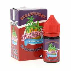 Concentré Strawberry Blackcurrant - Sunshine Paradise