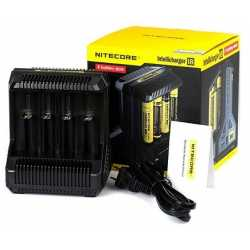 Chargeur intellicharger i8 - Nitecore