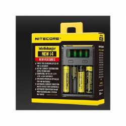 Chargeur New i4 Intellicharger - Nitecore