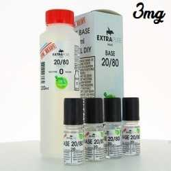 Pack base 20/80 260ml TPD FR - Extrapure