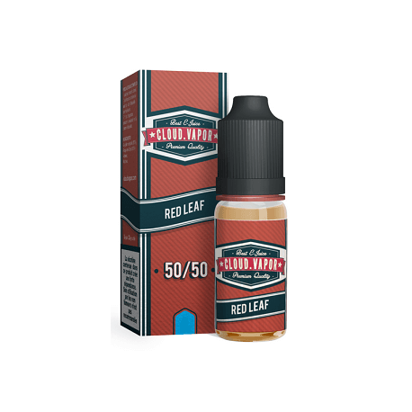 Red Leaf 10ml - Cloud Vapor