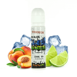 E-liquide Peach Lime 50ml - Cloud Niners