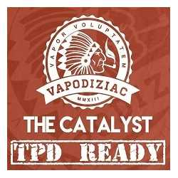 E-liquide The catalyst - Vapodiziac
