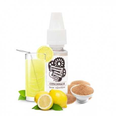 E-Liquid Lemonade - Fluid Mechanics