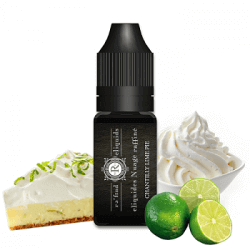 E-Liquide Chantilly lime pie - Re'find liquids