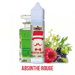 Absinthe rouge 50ml - Cirkus