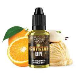 Arôme Orange vanille 30ml - Crystal diy
