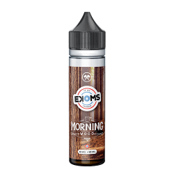 E-liquide Morning Wood 40ml - Ekoms X-Wood