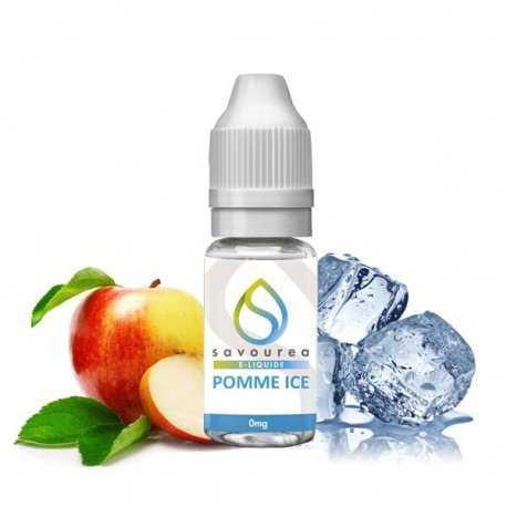 E-liquide Pomme ice - Smookies / Savourea