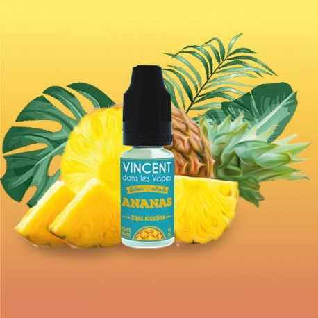 E-liquide Ananas - VDLV