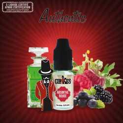 E-liquid Cirkus Absinthe Red - VDLV