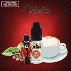 E-Liquide cirkus Caffé Latte - VDLV
