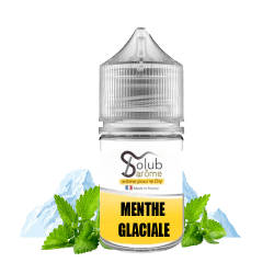 Arôme menthe glaciale 30ml - Solubarome