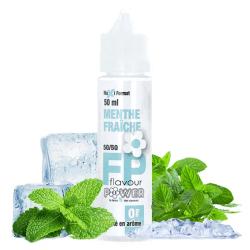 Menthe fraîche 50ml - Flavour power