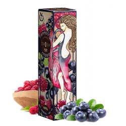 Framboise cassis 1900 50ml - Curieux