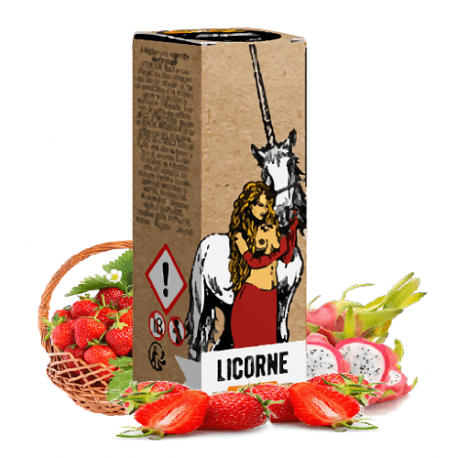 Licorne astral - Curieux