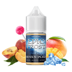 Concentré Frozen peach 30ml - Epic frost