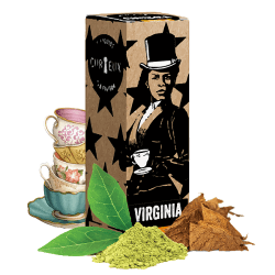 Virginia tea - Curieux