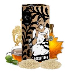 Darjeeling tea - Curieux