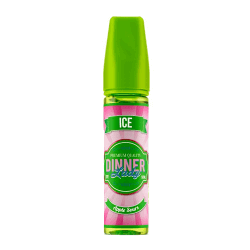 Apple sours ICE 50ml - Dinner lady