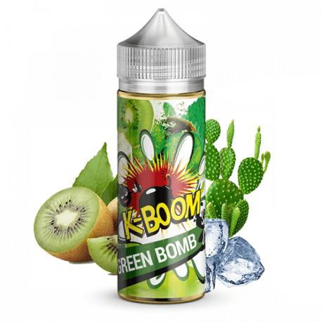 Concentré green bomb Special edition -K-boom
