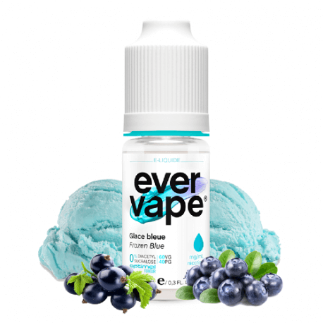 Glace bleue - Ever vape