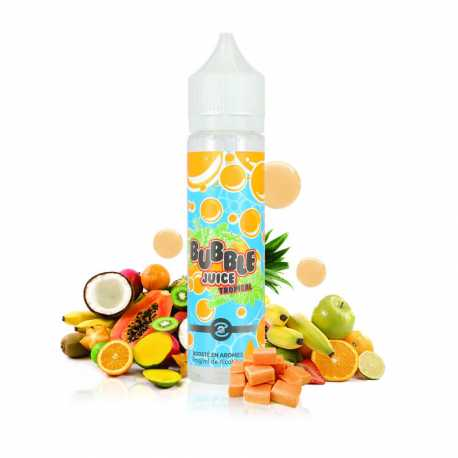 Bubble juice tropical 50ml - AromaZon
