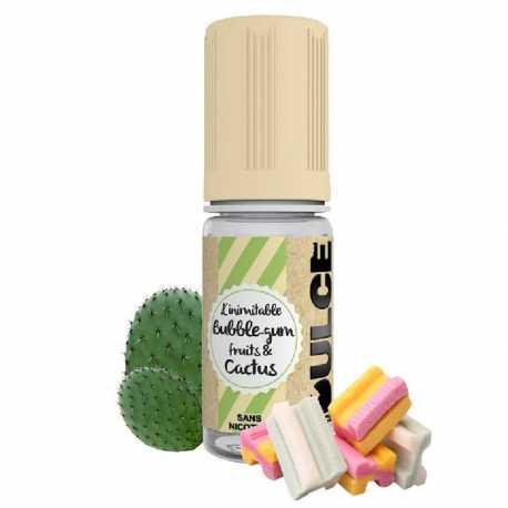 E-liquide l'inimitable bubble gum fruits et cactus - Dulce