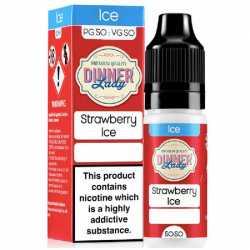 Strawberry ice - Dinner lady